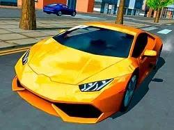 Olağanüstü Araba Sürüş Simülatörü - Extreme Car Driving Simulator