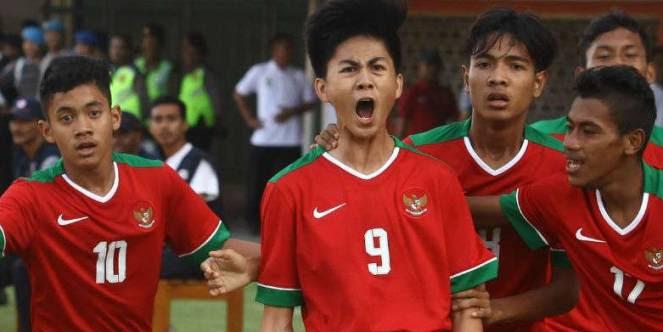 Timnas Indonesia U-16 Siapkan 23 Pemain Untuk Kualifikasi Piala AFC 2018 di Thailand