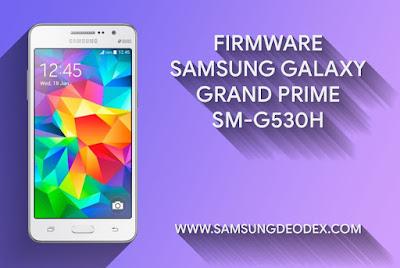 FIRMWARE SAMSUNG G530H