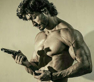 Bollywood six-pack Hero