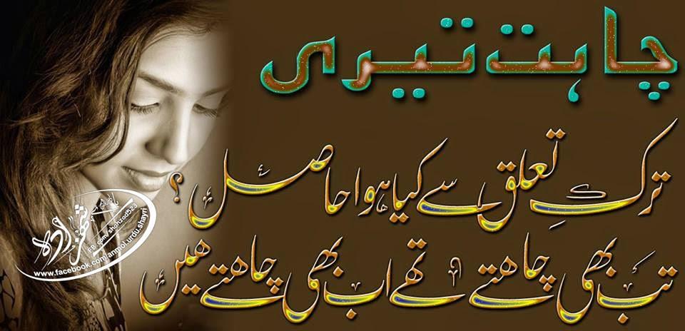 Tarq-e-Taluq Se Kiya Hua Haasil..