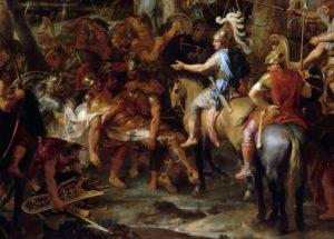 Γιατί ο Μέγας Αλέξανδρος αρνήθηκε να παντρευτεί πριν από την εκστρατεία εναντίον της Περσίας