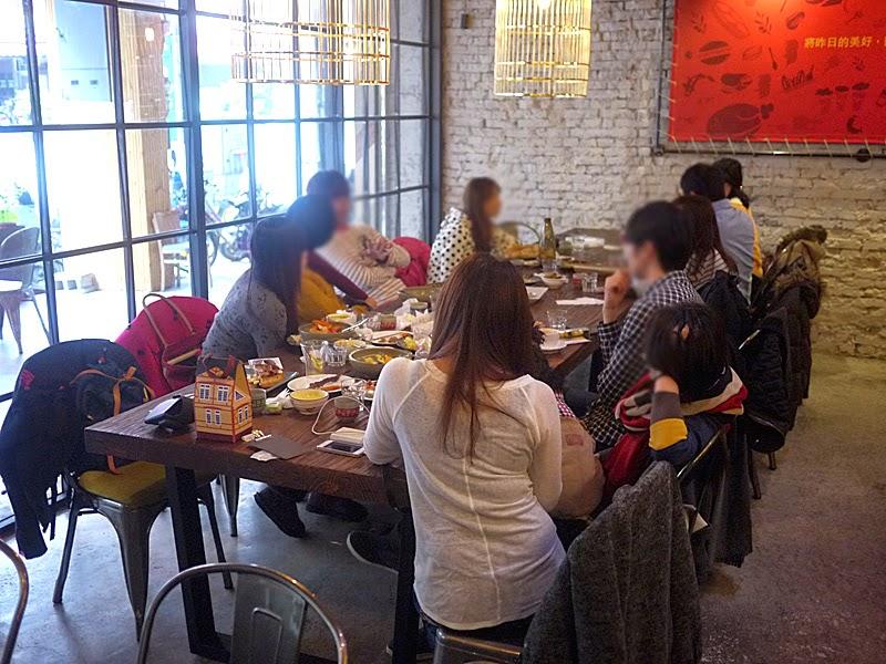 P1220553 - 【熱血採訪】台中尾牙餐廳Offer oh 昨日花卷跨界料理