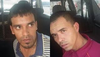 GCM de Taboão prende 2 acusados de furto a residência no Jardim América