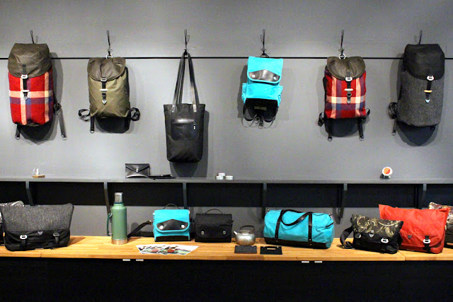 Trakke outdoor bags, Glasgow city weekend break - UK travel, lifestyle and fashion blog