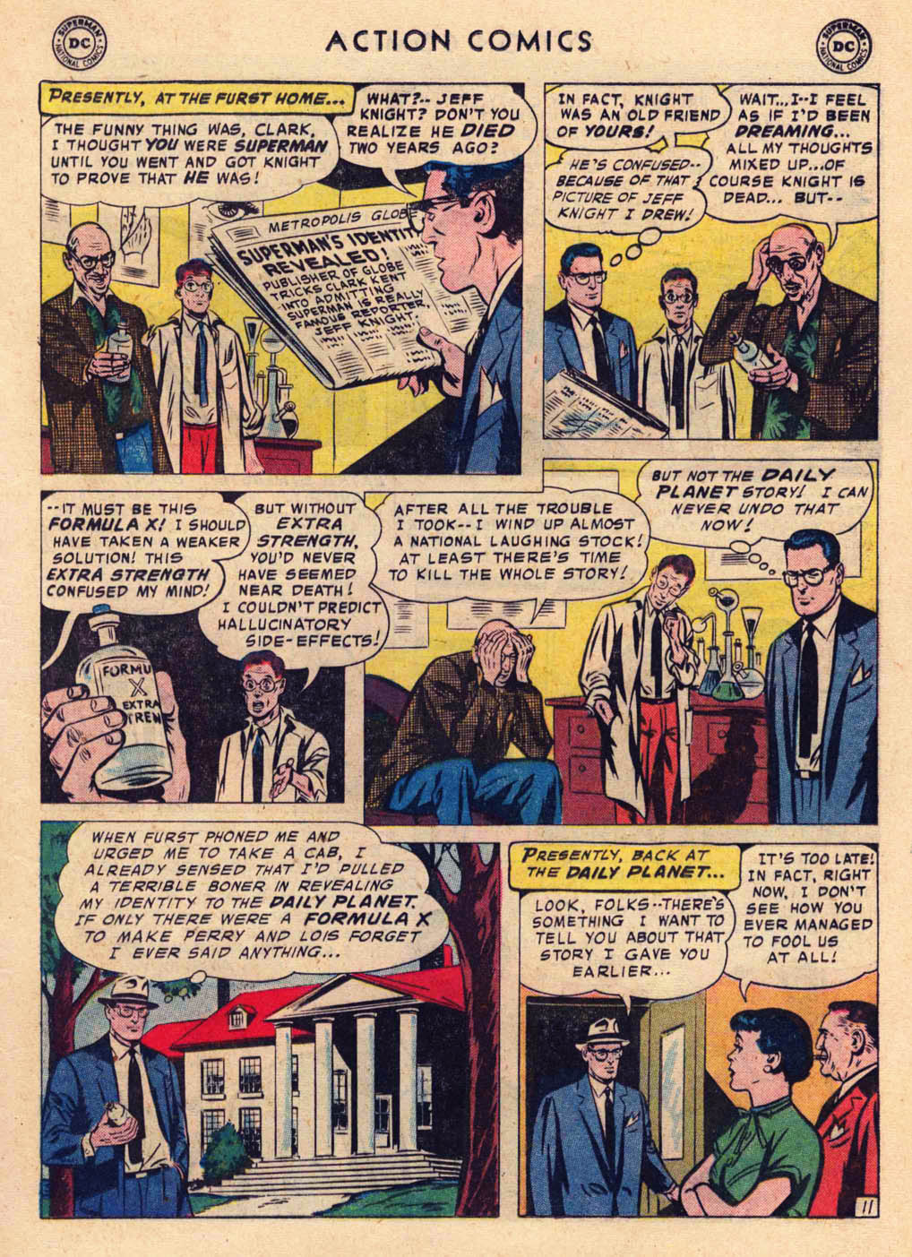 Read online Action Comics (1938) comic -  Issue #237 - 13