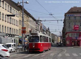 E2 #4066 i C5 #1466,  Wiener Linien