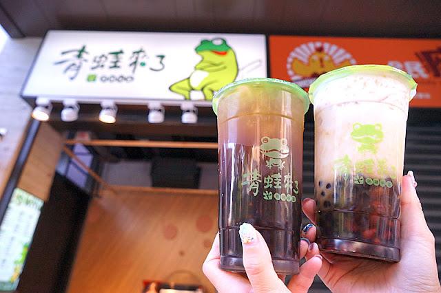 DSC05951 - I Plaza愛廣場│一中商圈青蛙來了試營運,蛙蛋紅豆鮮奶與蛙蛋粉圓冰
