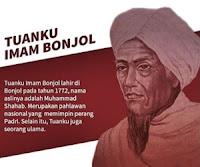 Biografi  singkat Tuanku Imam Bonjol