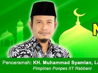 Contoh Desain Spanduk Peringatan Maulid Nabi Muhammad SAW