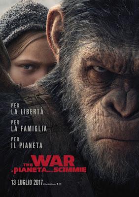 The War: Il Pianeta delle Scimmie Film