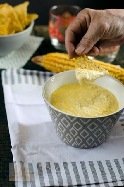 receta de crema de maiz sin gluten y sin lactosa3