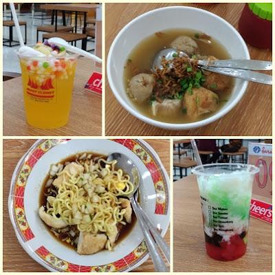 Makan Nakam Sarinah Plaza Malang