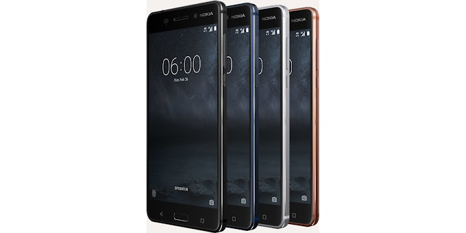 Nokia 6 receives Android 9.0 Pie update