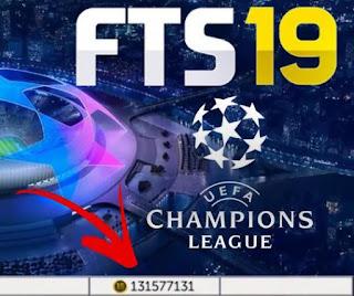 FTS19 UEFA Champions League-2018