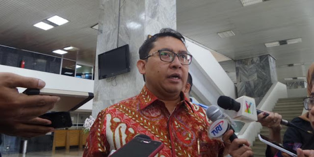 Bela BOSnya, Fadli Zonk: Yang Tak Dukung Sandiaga Antek Asing!