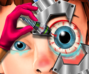 Eye Cataract Surgery Simulator