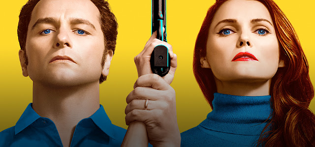 The Americans - TV Show Season 5 Poster
