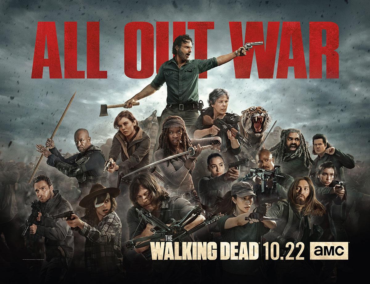 مسلسل The Walking Dead الموسم الثالث الحلقة 16 مترجم Hd فيديو نسائم