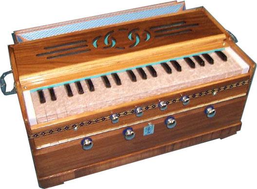 Electronic Harmonium Circuit