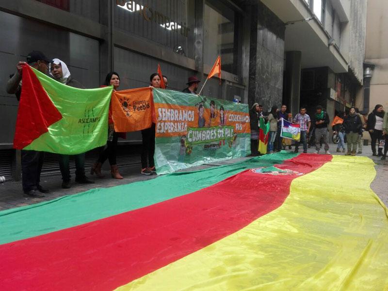 Cumbre Agraria exige al Gobierno detener la masacre de líderes sociales