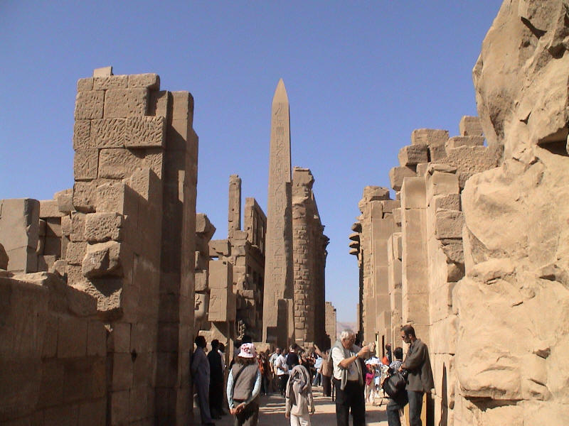Karnak Temple Complex in Egypt ~ travel-my-blog