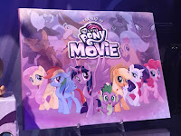 The Art of My Little Pony The Movie Book