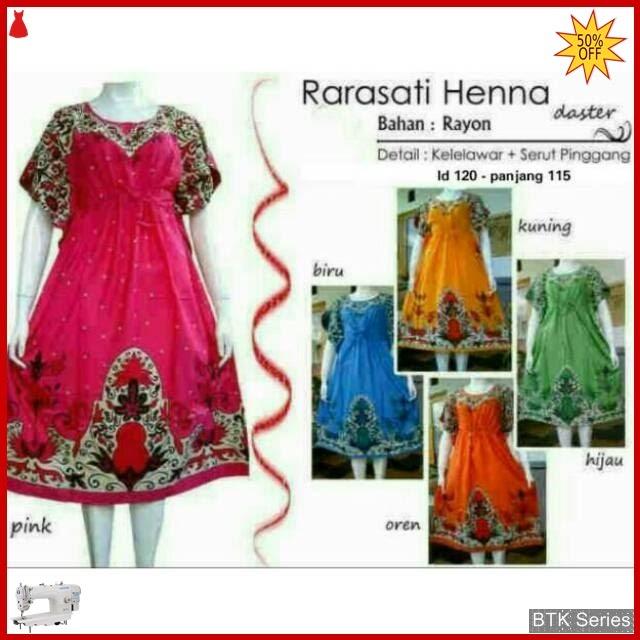 BTK013 Baju Daster Lowo Rarasati Dress Piyama Murah BMGShop