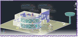 download-autocad-cad-dwg-file-3d-restaurant-project