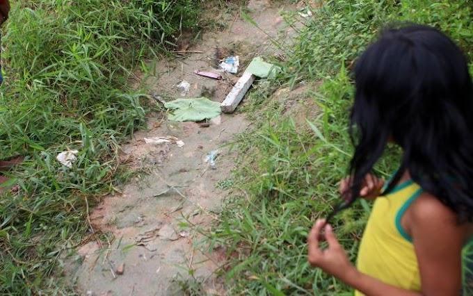 Homem é morto a pauladas no bairro Nova Vitória