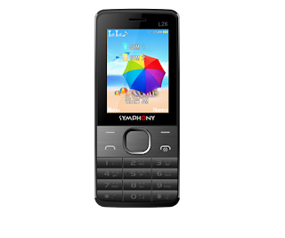 Symphony L26 Mobile Full Specifications & Price In Bangladesh