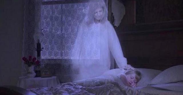 Nuestros seres queridos fallecidos nos visitan mientras dormimos y hay maneras de identificarlo