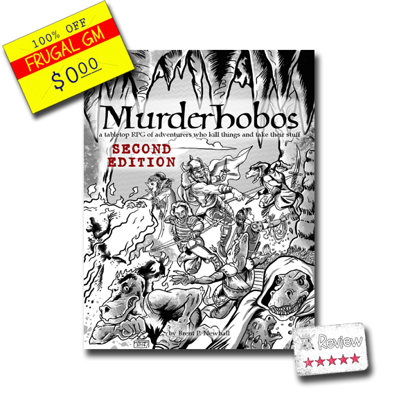 Frugal GM Review: Murderhobos