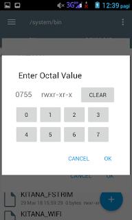 Tweak Kitana Terbaru V6.0.1 dan Cara Installnya