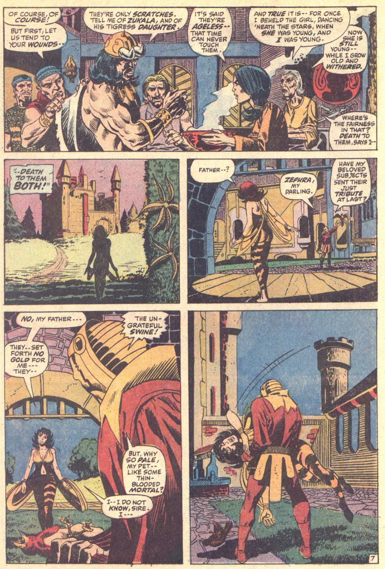 Conan the Barbarian (1970) Issue #5 #17 - English 8