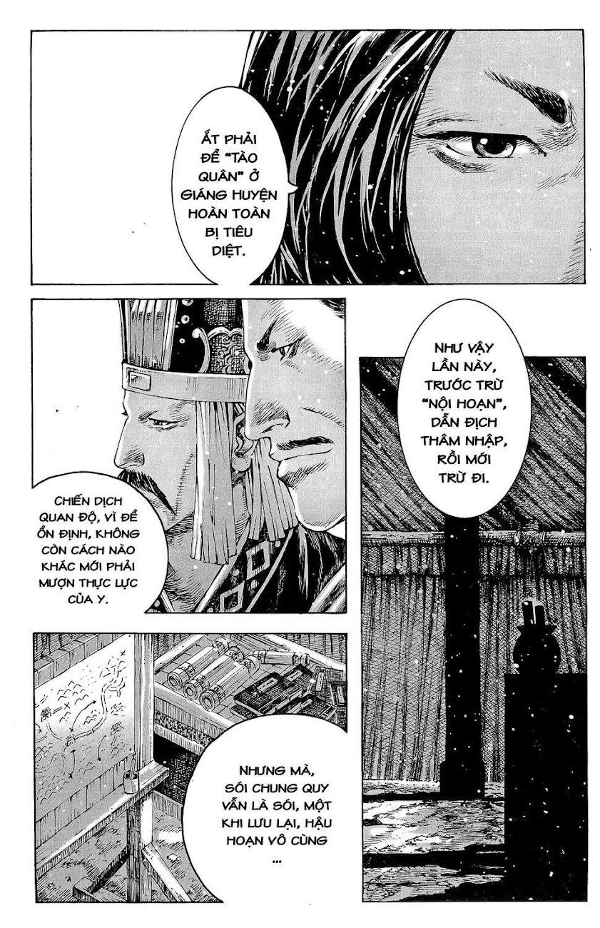 Hỏa phụng liêu nguyên Chương 358: Đuổi hổ diệt sói [Remake] trang 13