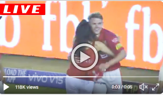 Video : Preeti zinta epic celebration with Sam Curran, does the BHANGRA