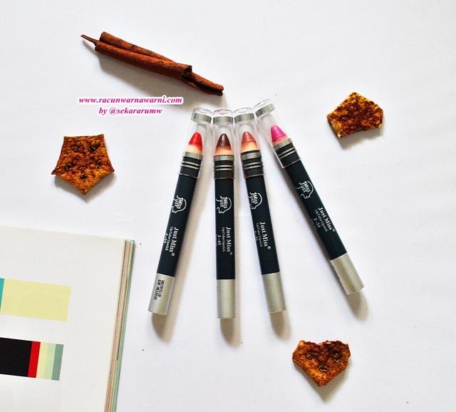 Lipstik Pensil Serut