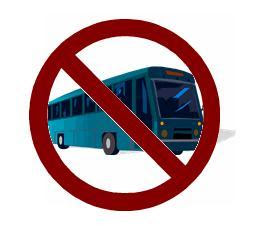 disadvantages of bus transport