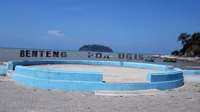 Menyapa Pulau Mandalika Dari Pantai Benteng Portugis Jepara Nasirullah Sitam