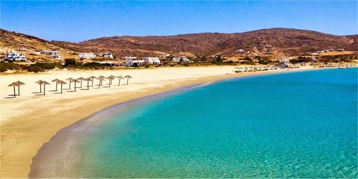Le spiagge più belle di Ios, Grecia