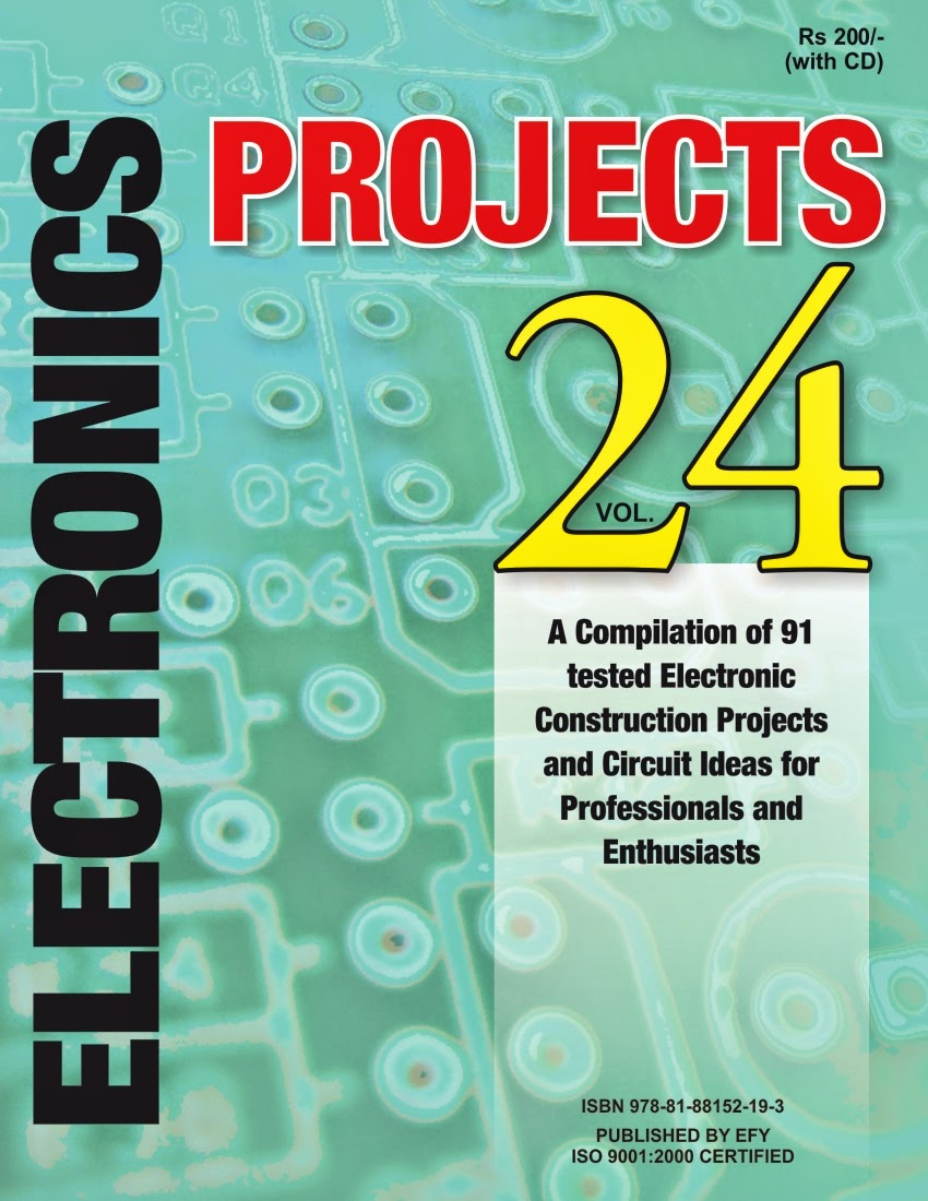 Electronic Project Book Circuit Circuits Lanka Electronics Projects Volume 850x1100