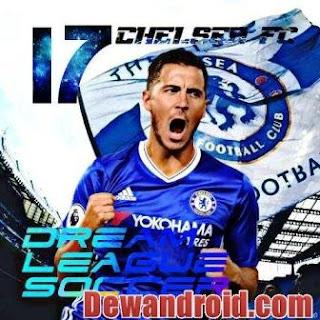 Update DLS 17 Mod Chelsea by Lihdaf