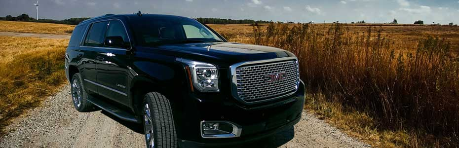 Armored GMC Denali