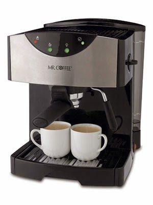 Mr Coffee Espresso Machine