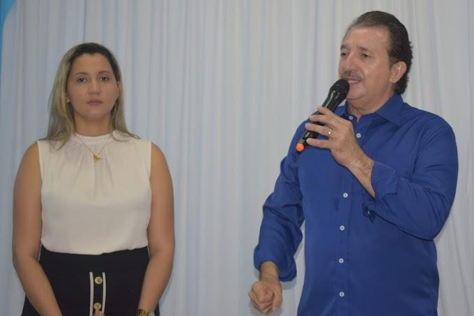 PREFEITO MAGNO BACELAR PRESTIGIA CAPACITAÇÃO COM GESTORES ESCOLARES