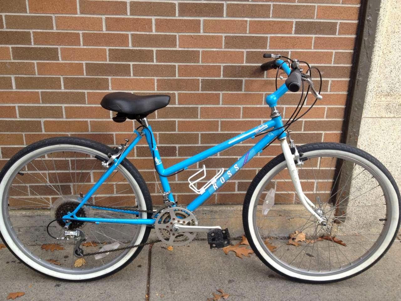 Bike Boom Refurbished Bikes Late 80 S Ross Bear Mt