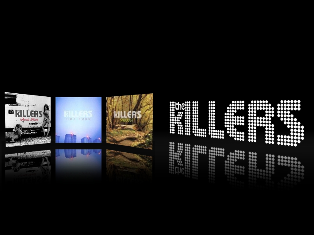The Killers Wallpaper All About Music