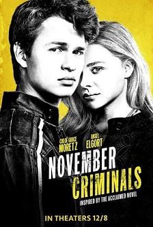 Criminosos de Novembro Torrent (2017) Legendado 5.1 BluRay 720p | 1080p – Download