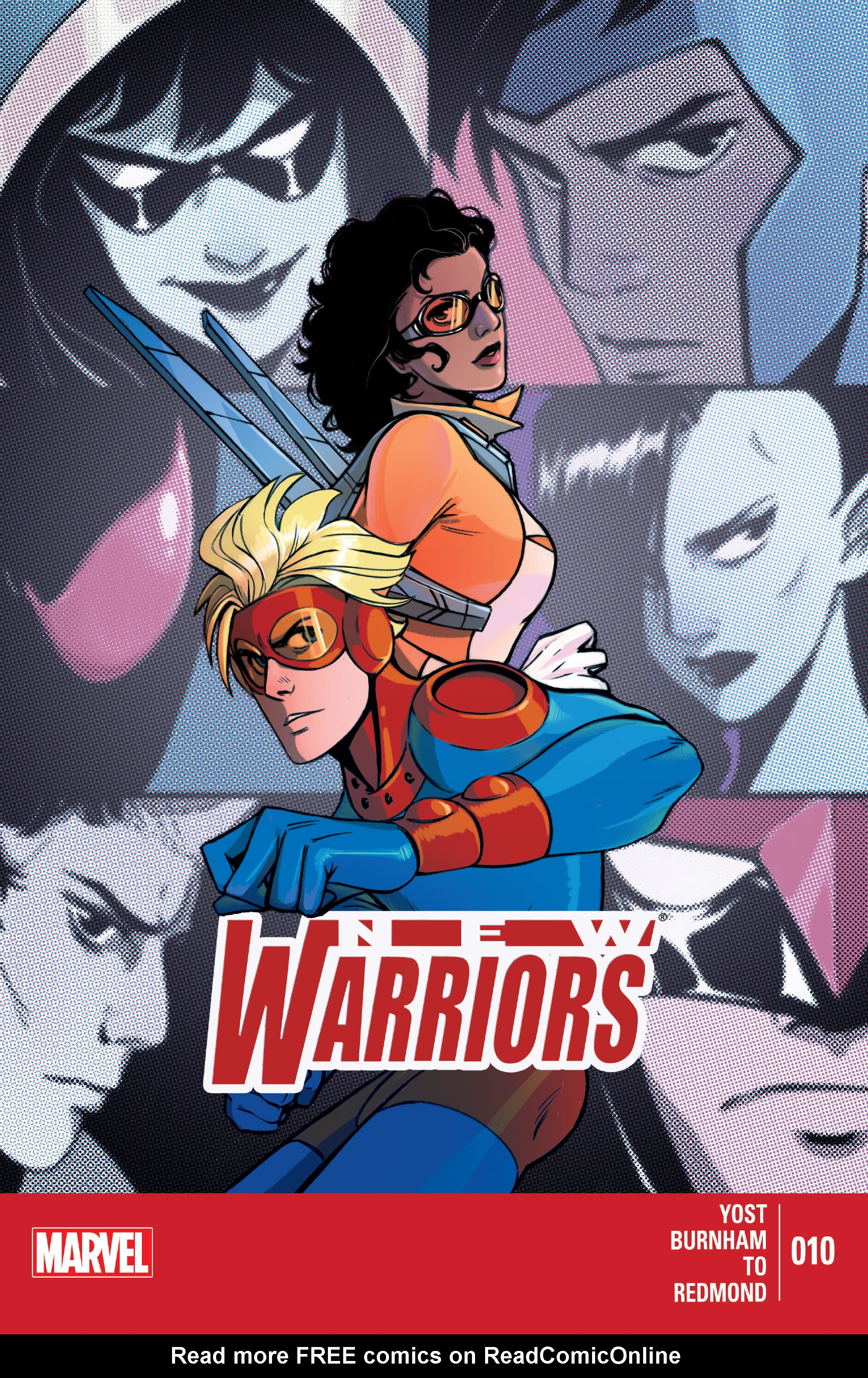 New Warriors (2014) issue 10 - Page 1